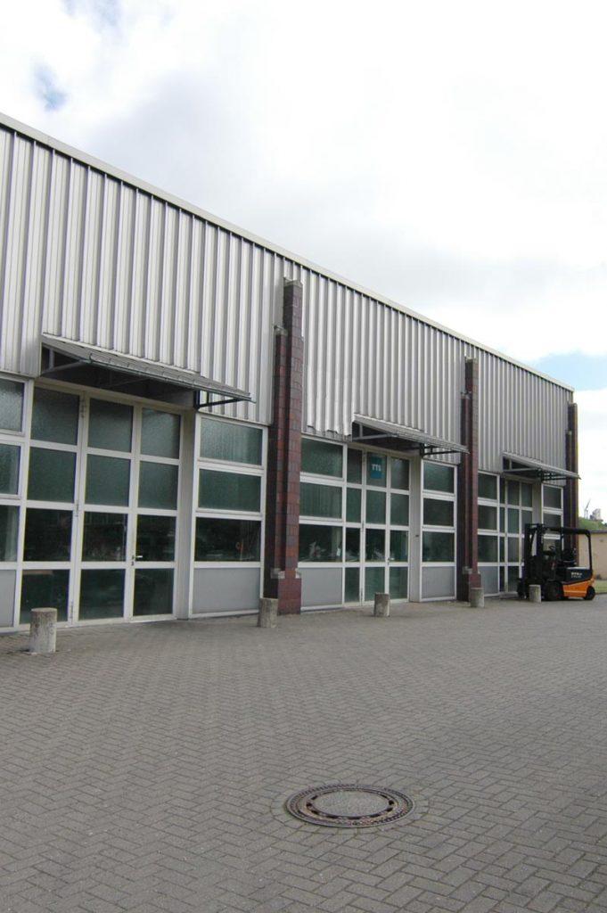 BRIG Bremerhaven Werkhalle Überblick
