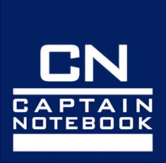 Captain Notebook